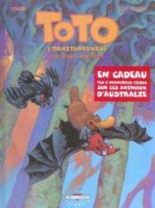 Toto l'ornithorynque t.6 ; Toto l'ornithorynque au pays du ciel - Couverture - Format classique