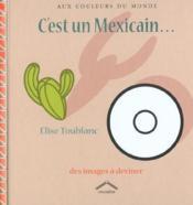 C'est un mexicain... - Couverture - Format classique