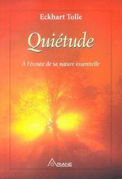 Quietude (Le Silence Apprivoise) - Intérieur - Format classique