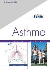 Asthme ; savoir utile! - Intérieur - Format classique