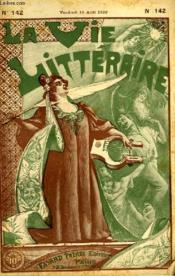 Pages De Bonheur. Notes D'Une Jeune Mariee. La Vie Litteraire. - Couverture - Format classique