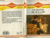 Le Destin De Willow - Velvet Promise - Couverture - Format classique