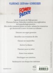 Power patate ; vous avez des super pouvoirs ! détectez-les et utilisez-les ! - 4ème de couverture - Format classique