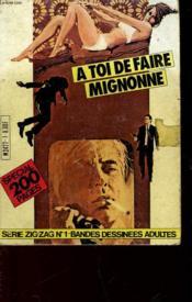 A Toi De Faire Mignonne - N°1 - Couverture - Format classique