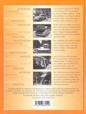 Le Guide / Fabien Sabatès. Id 19, 1957-1975. Historique, Évolution, Identification, Conduite, Utilisation, Entretien - 4ème de couverture - Format classique