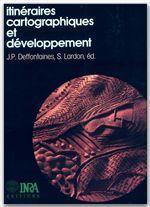 Itineraire Cartographique Et Developpement. - Couverture - Format classique