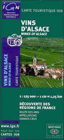Vins d'Alsace - Intérieur - Format classique
