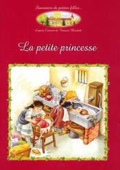 La petite princesse - Couverture - Format classique
