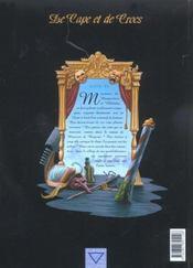 De cape et de crocs t.6 ; luna incognita - 4ème de couverture - Format classique