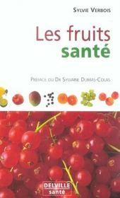 Fruits Sante - Intérieur - Format classique