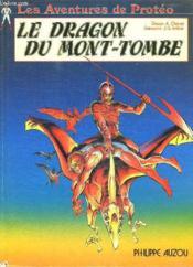 Le Dragon Du Mont Tombe - Couverture - Format classique