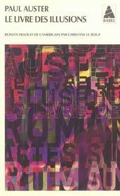 Le Livre Des Illusions - Intérieur - Format classique