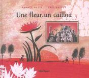 Une Fleur, Un Caillou - Intérieur - Format classique