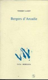 Bergers D'Arcadie - Couverture - Format classique