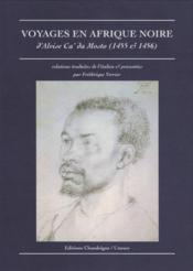 Voyages en Afrique noire - Couverture - Format classique