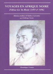 Voyages en Afrique noire - Intérieur - Format classique