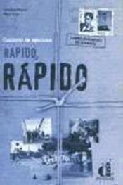Rapido Rapido Cuaderno De Ejercicios - Couverture - Format classique