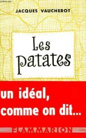 Les Patates. - Couverture - Format classique