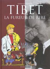 Auteurs Lombard Tibet-La Fureur De Rire - Intérieur - Format classique