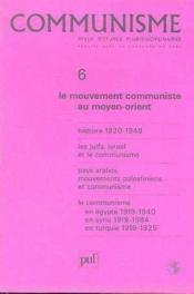 C6 Communisme 1984 - Couverture - Format classique