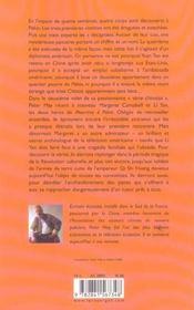 Le Quatrieme Sacrifice - 4ème de couverture - Format classique