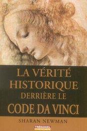 La vérité historique derrière le code da vinci - Intérieur - Format classique