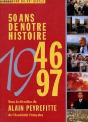 L'Aventure Du Xxeme Siecle. - Le Monde Contemporain 1946- 1997 - Couverture - Format classique