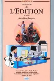 Memento de l'edition - Intérieur - Format classique