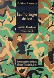 Les mariages de lea - Couverture - Format classique