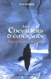 Chevaliers D'Emeraude (Les) Tome 3 - Intérieur - Format classique