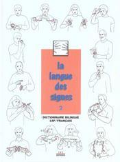 La langue des signes t.2 - Intérieur - Format classique
