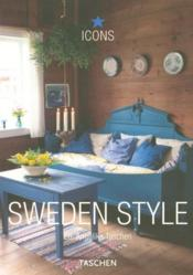Sweden style - Couverture - Format classique