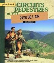 Guide Franck T.13 ; Pays De L'Ain - Couverture - Format classique