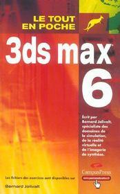 3ds max 6 - Intérieur - Format classique