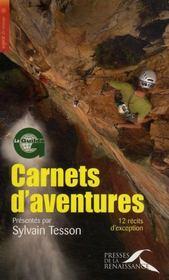 Carnets D'Aventures - Intérieur - Format classique