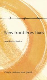 Sans frontières fixes - Couverture - Format classique