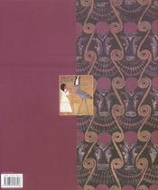Les Artistes De La Vallee Des Rois - 4ème de couverture - Format classique