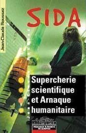 Sida - Supercherie Scientifique Et Arnaque - Couverture - Format classique