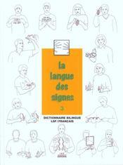 La langue des signes t.3 - Intérieur - Format classique