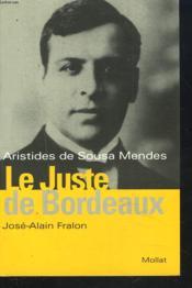 Juste De Bordeaux - Couverture - Format classique