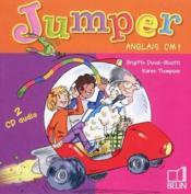 Jumper ; Anglais ; Cm1 ; Cd Audio (Edition 2005) - Couverture - Format classique