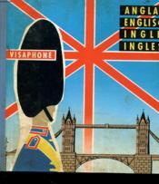 Methode Visaphone - Cours D'Anglais - Couverture - Format classique