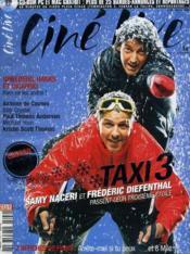 CINE LIVE - N° 65 - SAMY NACERI et FREDERIC DIEFENTHAL passent leur troisième étoile - Couverture - Format classique
