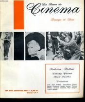 Revue De Cinema - Image Et Son N° 246 - Federico Fellini - Eldridge Cleaver - Black Panther - Entretiens Avec Jean Boffety, Jean-Pierre Cassel ... - Couverture - Format classique