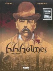 H.H.Holmes t.1 ; englewood - Intérieur - Format classique