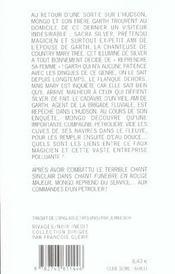 Peche Macabre En Mer De Sang - 4ème de couverture - Format classique