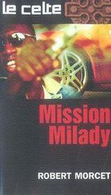 Mission Milady - Intérieur - Format classique