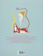 Un drôle d'ange gardien t.1 - 4ème de couverture - Format classique