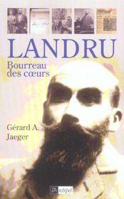 Landru - Intérieur - Format classique