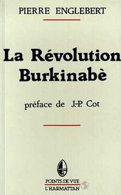 La Revolution Burkinabe - Intérieur - Format classique